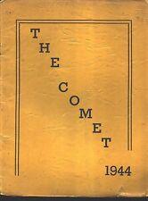 Canton OH Plain Center Junior High School yearbook 1944  Ohio (grades 1-9)