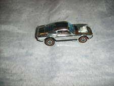 Hot Wheels Boss Hoss - Chrome - EXCELLENT - Vintage Ford Mustang Redline