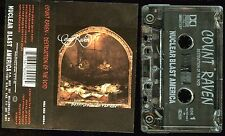 FACTORY SEALED 2 Cassette COUNT RAVEN Void CANDLEMASS At Gallows End METAL LOT