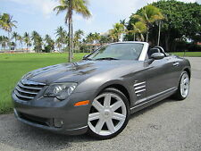 2005 Chrysler Crossfire Limited Convertible 2-Door