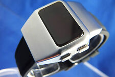 1 Gents Modern Chunky 1970s Vintage Style Retro Digital LED LCD Watch 12&24 hour