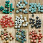 Wholesale Natural Gemstone Round Spacer Bead 4mm 6mm 8mm10mm 12mm Jewelry making
