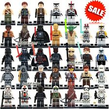 33 Sets Minifigures Building Toys Star Wars: The Force Awakens Series Blocks Toy