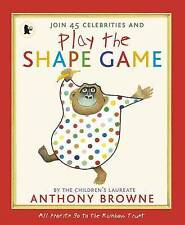 Play the Shape Game by Anthony Browne (Paperback, 2010)