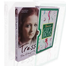 Tressa: The 12 Year Old Mum Gift Wrapped in a Slipcase Specially for you New