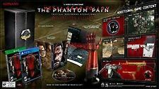 Metal Gear Solid V 5 : The Phantom Pain - Collector's Edition (PS4)