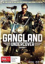 Gangland Undercover: Season 1 NEW R4 DVD