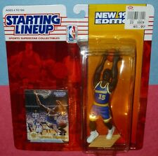 1994 LATRELL SPREWELL Golden State Warriors Rookie -only $4 s/h- Starting Lineup