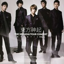 Tohoshinki, TVXQ, Tv - 3rd Asia Tour Concert [New CD]