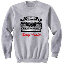 ALFA ROMEO 75 TURBO TRADITION 3 P - COTTON GREY SWEATSHIRT ALL SIZES IN STOCK