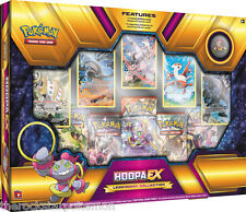 POKEMON TCG-HOOPA EX LEGENDARY PREMIUM COLLECTION~FACTORY SEALED BOX!