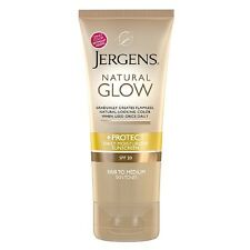 Jergens Natural Glow & Protect Daily Moisturizer SPF 20, Fair to Medium 6 fl oz
