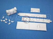 Tank Workshop 1/48 M4A4 Sherman Tank Lower Hull with Spare Track Links 48303