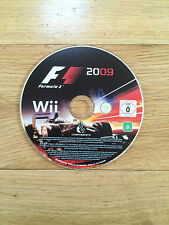 F1 2009 for Nintendo Wii *Disc Only*