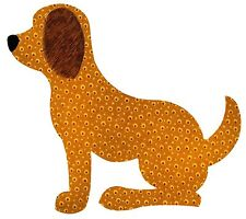Sizzix Dog Bigz L die #658098 Retail $29.99 Cuts fabric! Sit!  Stay!  Good dog!