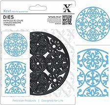 DOCRAFTS XCUT SNOWFLAKE CLUSTER CUTTING DIE - NEW UNIVERSAL FIT