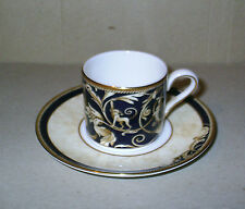 Wedgwood Cornucopia Coffee Can & Saucer