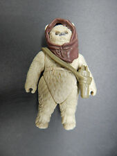 1985 Kenner Star Wars WAROK Ewok vintage action figure LAST 17 PotF 80s toy hood