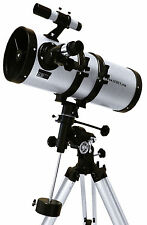 Seben Big Boss 1400-150 Telescopio Reflector + motor