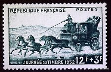FRANCE TIMBRE  N°919 JOURNEE DU TIMBRE 1952         NEUF**