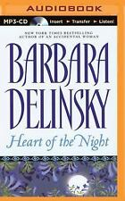 Heart of the Night by Barbara Delinsky (2015, MP3 CD, Unabridged)