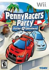 Wii PENNY RACERS PARTY Turbo-Q Speedway NEW RACING GAME