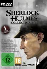 Sherlock Holmes Collection 4 versiones completas * como nuevo