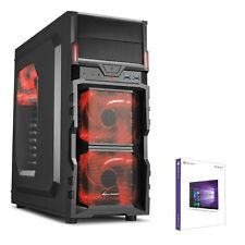 Gamer PC AMD FX-4300 • GTX970 • Win10 • 1TB • 8GB • Gaming PC • Komplett PC Asus