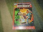 DEFENDERS #1 ORIGINAL BRONZE AGE COMIC!!! TV SHOW COMING!!!