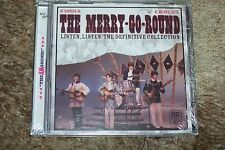 THE MERRY GO ROUND LISTEN LISTEN THE DEFINITIVE COLLECTION CD