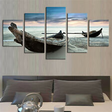 Large Ocean Ship Canvas Modern Home Decor Wall Art Oil Painting Picture Print