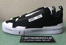 Puma x UEG Court Play Slip On Gravity Resistance Black White Sz 10.5 Lojewski