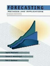 Forecasting : Methods and Applications by Hyndman, Wheelwright, 3ed