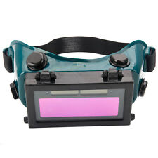 Pro Solar Auto Darkening Welding Mask Helmet Eyes Goggle Tig Arc Welder Glasses