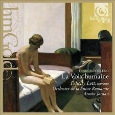 Poulenc: La Voix humaine (CD, Jun-2012, Harmonia Mundi (Distributor))