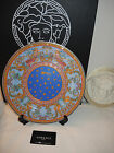 VERSACE NATIVITE WALL PLATE CHRISTMAS 1997 LIMITED ROSENTHAL 30cm/12