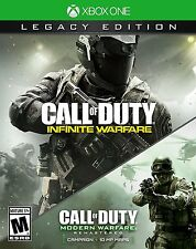 NEW Call of Duty: Infinite Warfare -- Legacy Edition (Microsoft Xbox One, 2016)