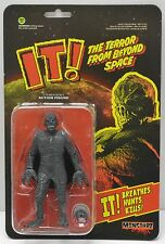 "Monstarz IT! The Terror From Beyond Space B/W 3.75"" Retro Action Figure NIP"
