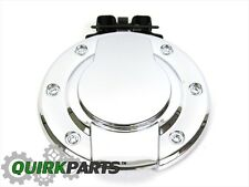 2009-2017 Dodge Ram Chrome Fuel Filler Gas Door OEM NEW MOPAR GENUINE PART
