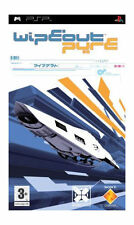 WipeOut Pure (Sony PSP, 2005) - versione Europea