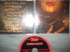 CD Anna Calvi-SAME S/T --- Patti Smith Brian Eno PJ Harvey