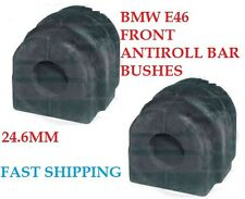 FOR  BMW E46 FRONT ANTI ROLL BAR STABALISER BUSH BUSHES ANTI ROLL BRAND NEW