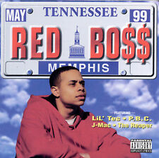 Red Boss: Red Boss  Audio Cassette