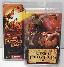 Mcfarlane Toys Monsters Twisted Fairy Tales Peter Pumpkin Eater Action Figure