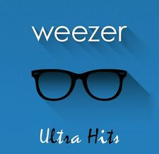 Weezer Ultra Hits [Greatest Hits] CD/DVD [2016] Version 3 {Blue Cover)