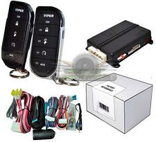 Viper 4806 2-Way Responder LED Remote Start System w/Keyless Entry  Viper 4806V