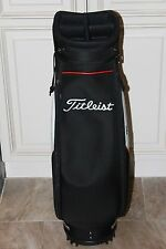 Titleist Cart Golf Bag (Red, Black and White)   GOOD