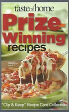 Prize Winning Recipes  Taste of Home