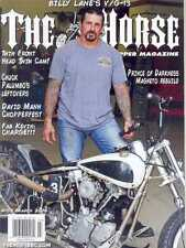 THE HORSE BACKSTREET CHOPPERS No159 March 2016 (NEW)