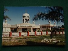 WOOLGOOLGA NEW SOUTH WALES INDIAN RESTAURANT FREE ADMISSION ALL WELCOME POSTCARD